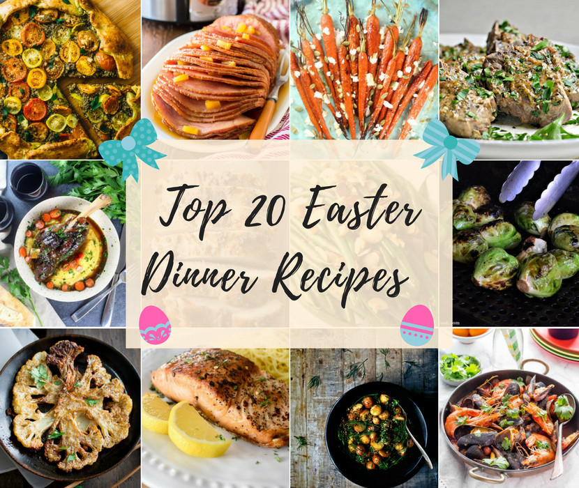 Easter Dinner For 2  Easter Dinner The Simple Recipe List to Make Your