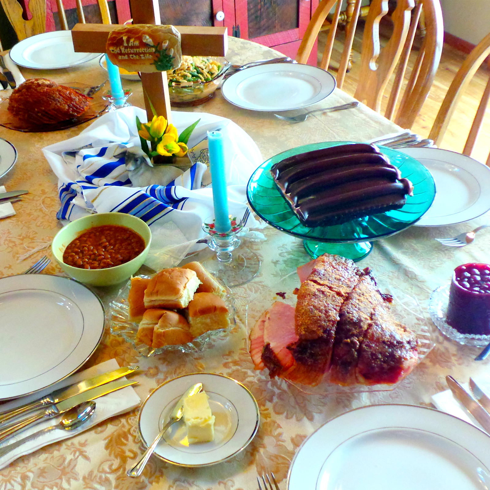 Easter Dinner For 2  Mama Nibbles Simple Tips for a Perfect Easter Dinner