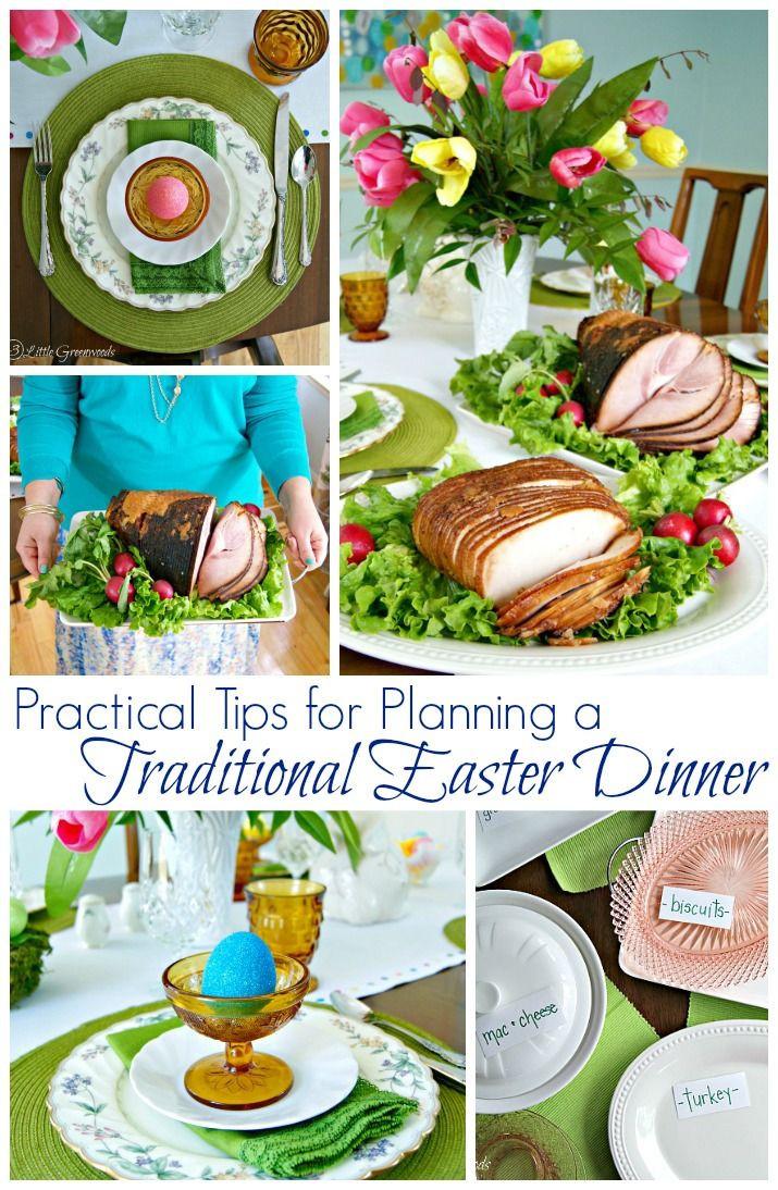 Easter Dinner For 2  Planning a Traditional Easter Dinner