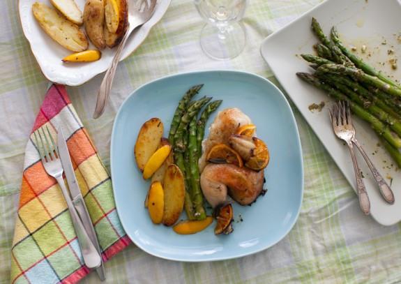 Easter Dinner For One  Three recipes for a simpler smaller Easter dinner menu