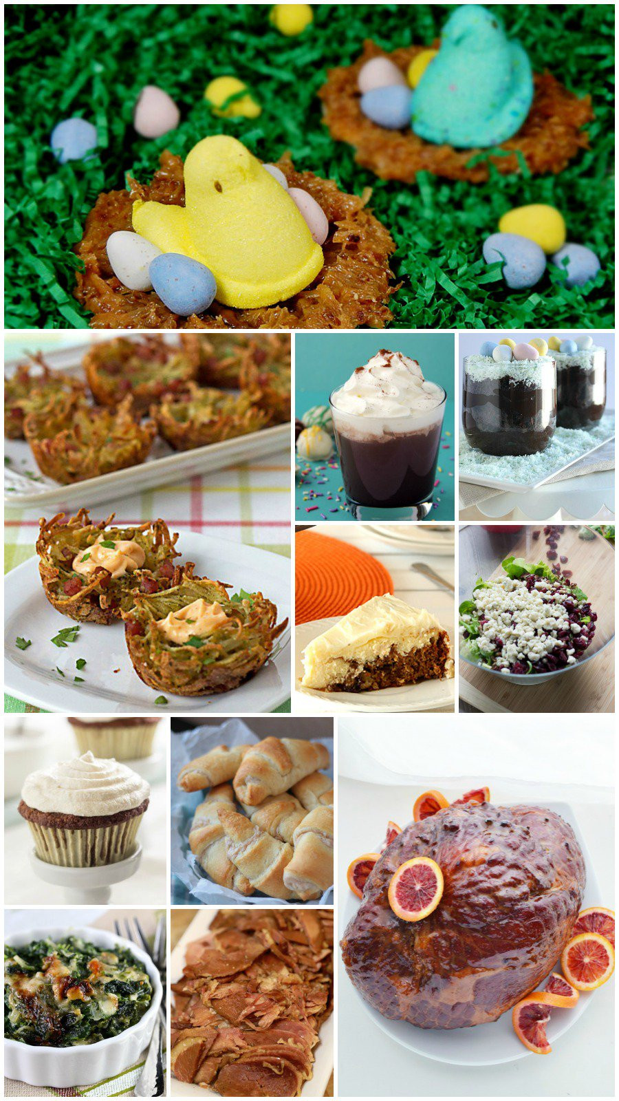 Easter Dinner Ideas  35 Easy Easter Recipes Rants From My Crazy Kitchen