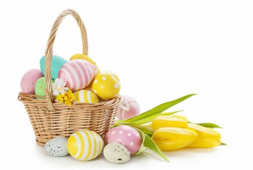 Easter Dinner Ideas 2019  When is Easter 2019
