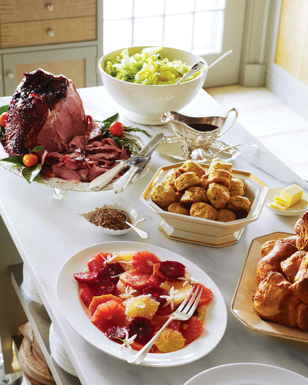 Easter Dinner Ideas Martha Stewart  Easter Ham Recipes To Glaze or Not to Glaze That Is the