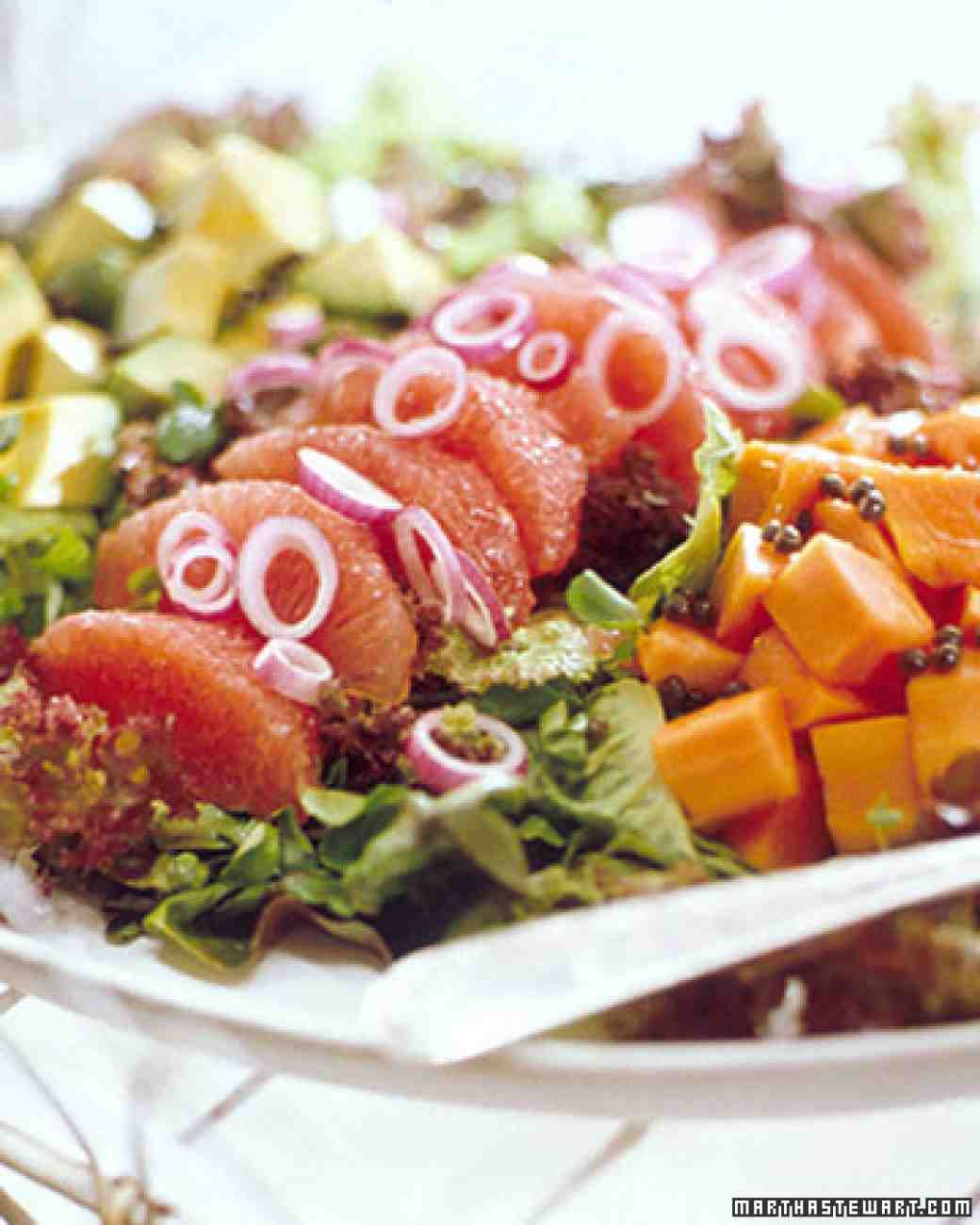 Easter Dinner Ideas Martha Stewart  Salad Recipes in Urdu Healthy Easy For Dinner for Lunch