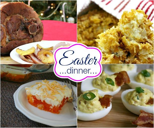 Easter Dinner Ideas.No Ham  Easy Easter Entertaining Hoosier Homemade
