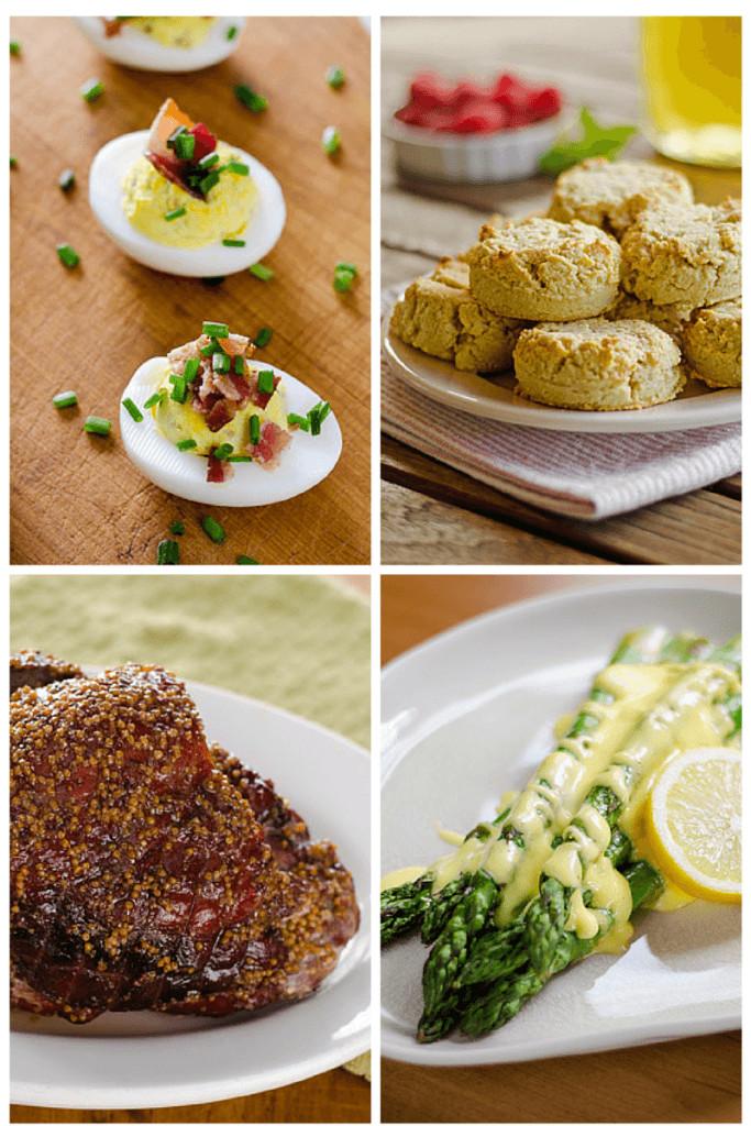 Easter Dinner Ideas Pinterest  40 Paleo Easter Recipes