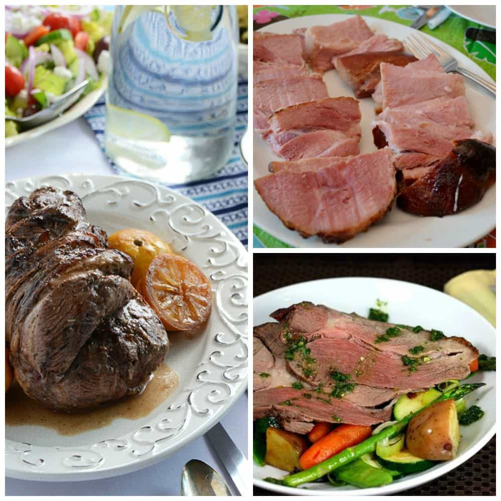 Easter Dinner Main Course  30 Easter Recipes Hezzi D s Books and Cooks