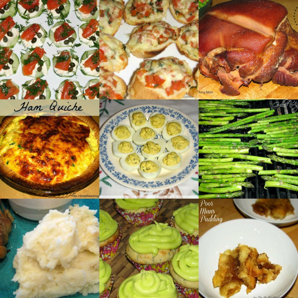 Easter Dinner Meal Ideas  Do It All Working Mom Easter Menu