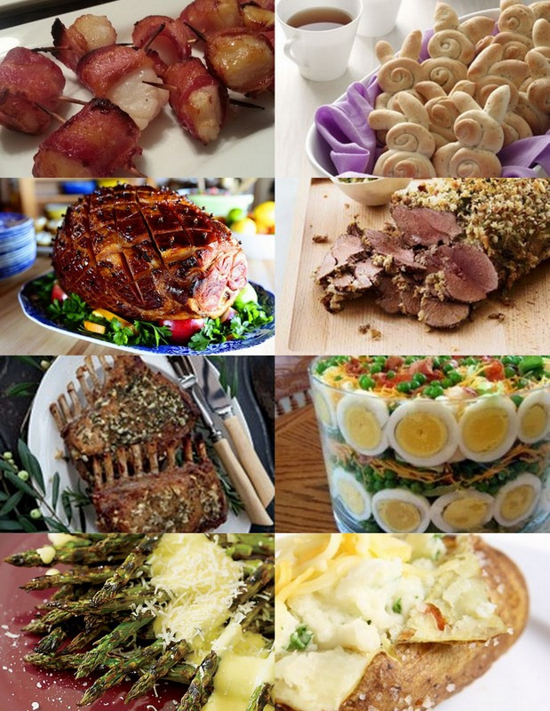Easter Dinner Meal Ideas  8 Easter Dinner Recipe Ideas