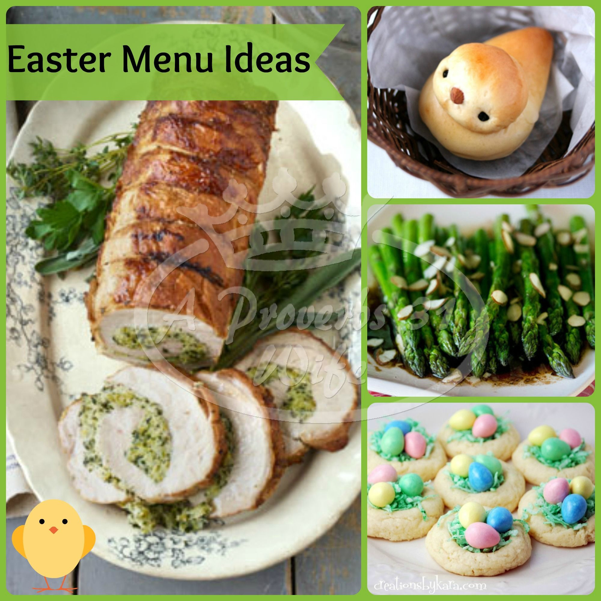 Easter Dinner Meat Ideas  Easter Recipe Roundup A Proverbs 31 Wife
