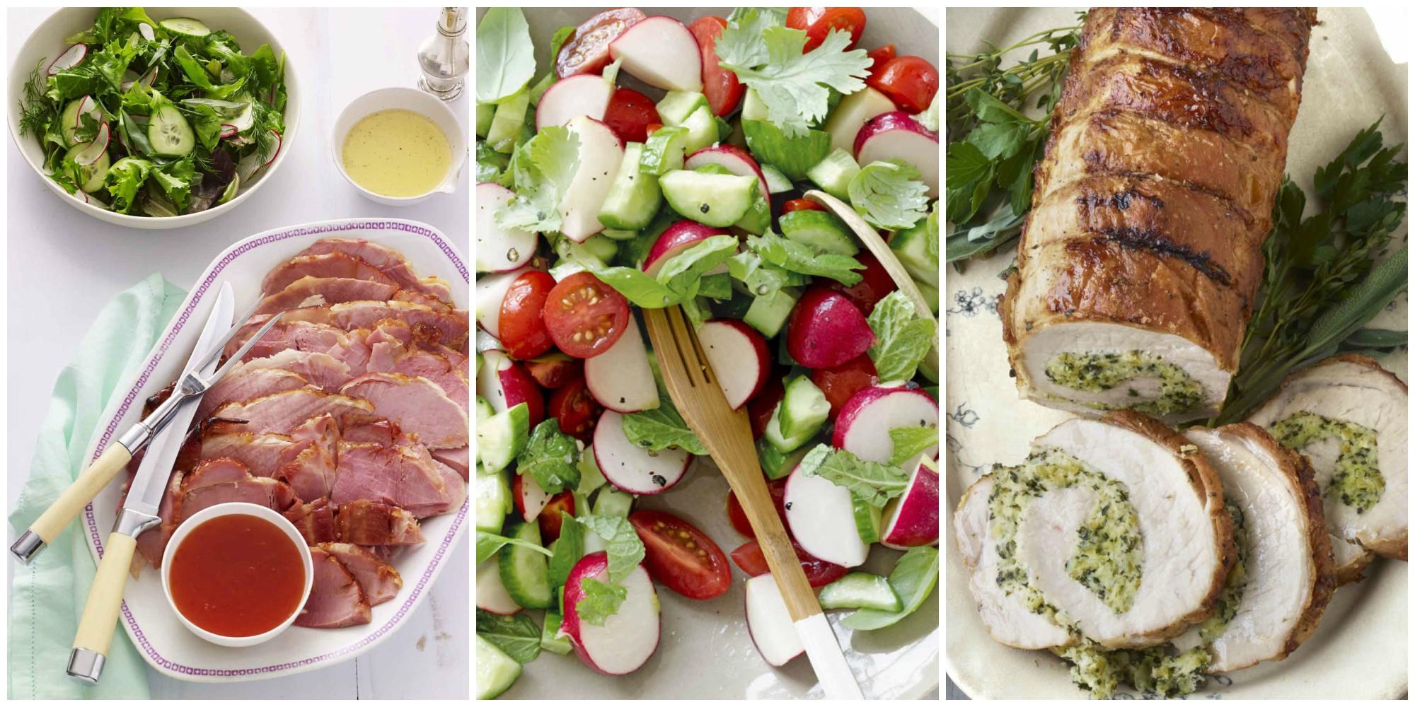 Easter Dinner Meat Ideas  21 Easy Easter Dinner Ideas Recipes for the Best Easter