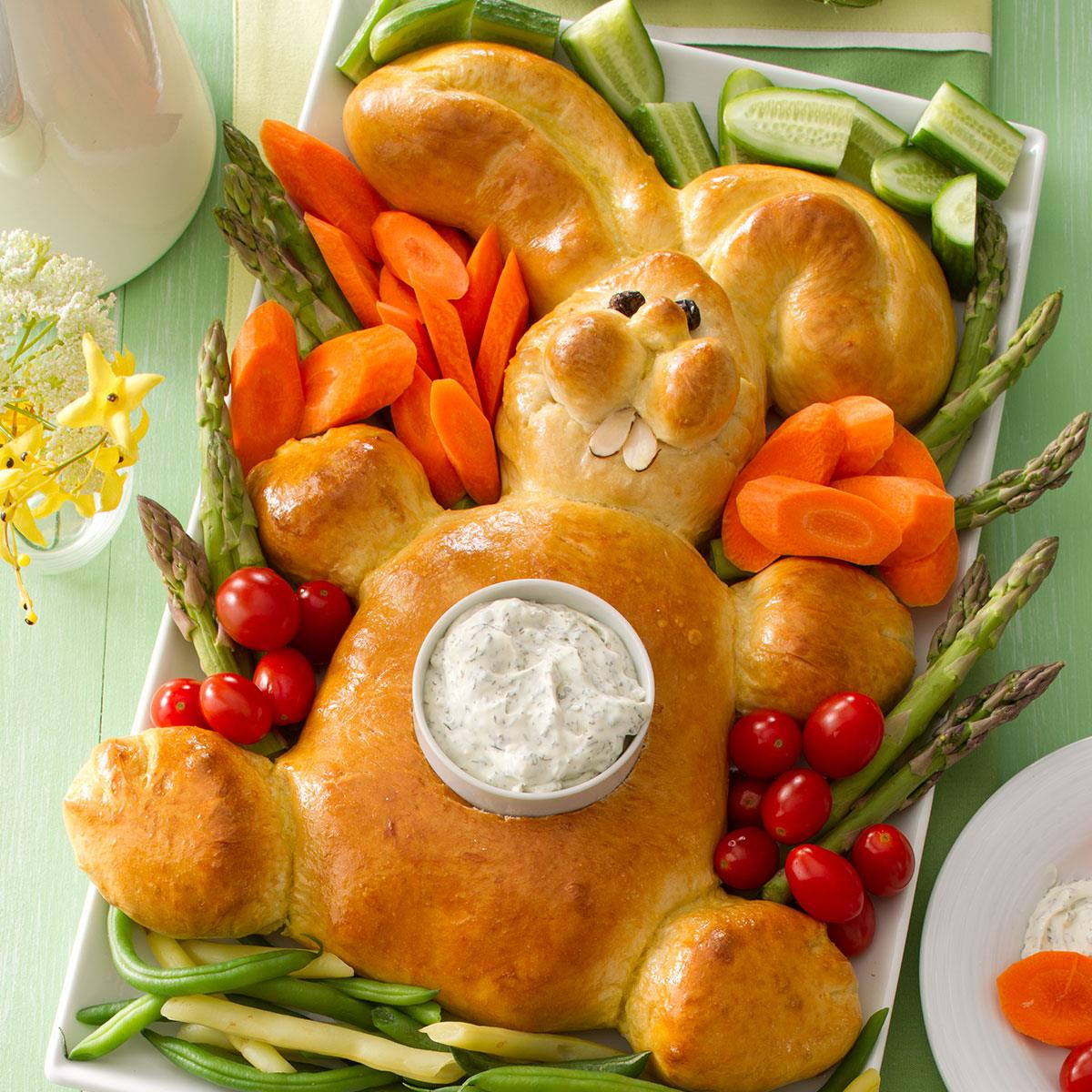 Easter Dinner Meat Ideas  14 Easter Bunny Shaped Recipes