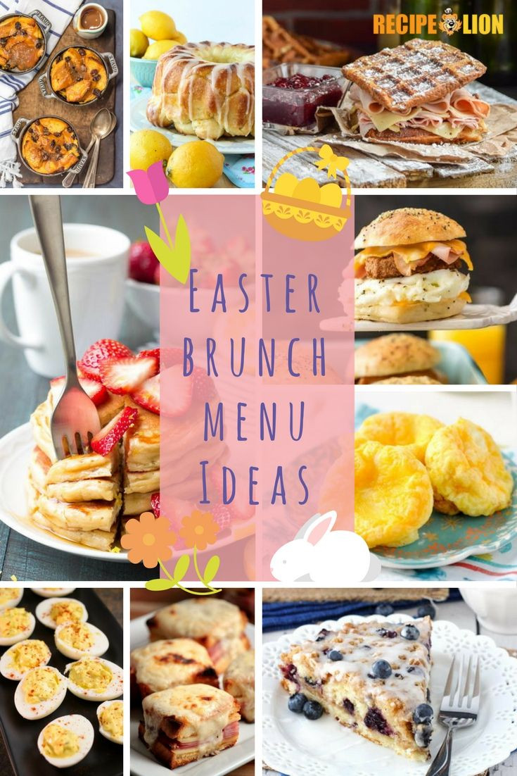 Easter Dinner Menu For A Crowd  467 best images about Recipes for Easter on Pinterest