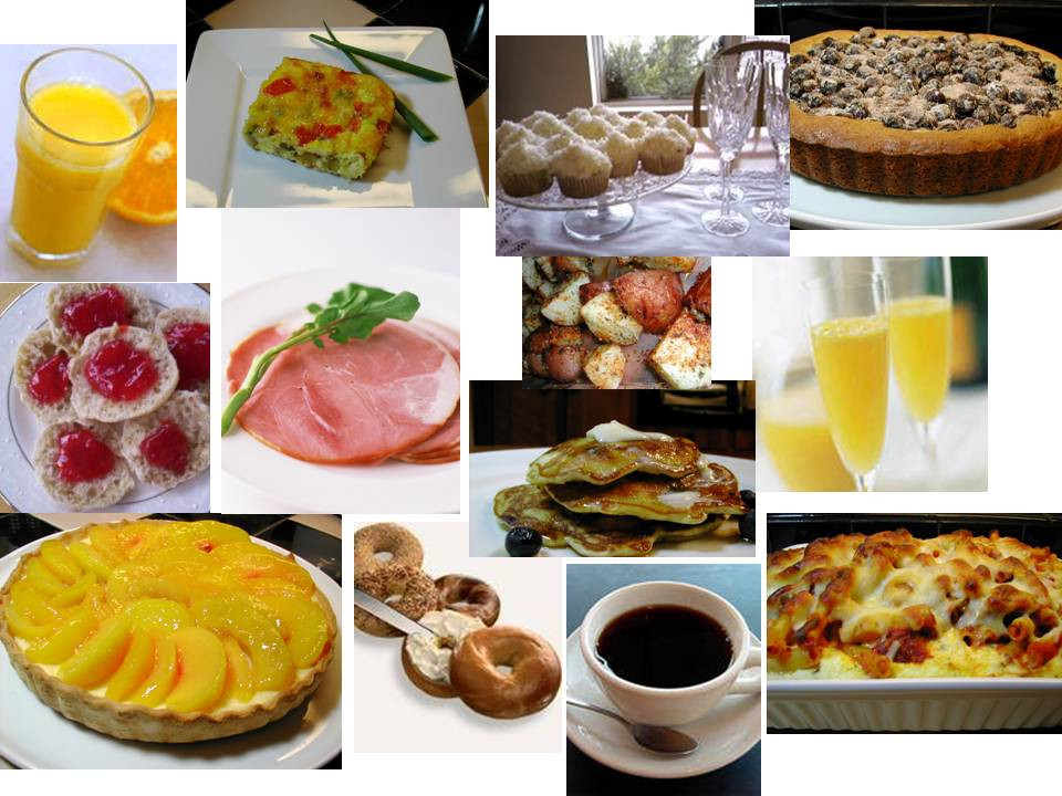 Easter Dinner Menu For A Crowd  Cooking Tip of the Day Brunch Menu Planning for a r