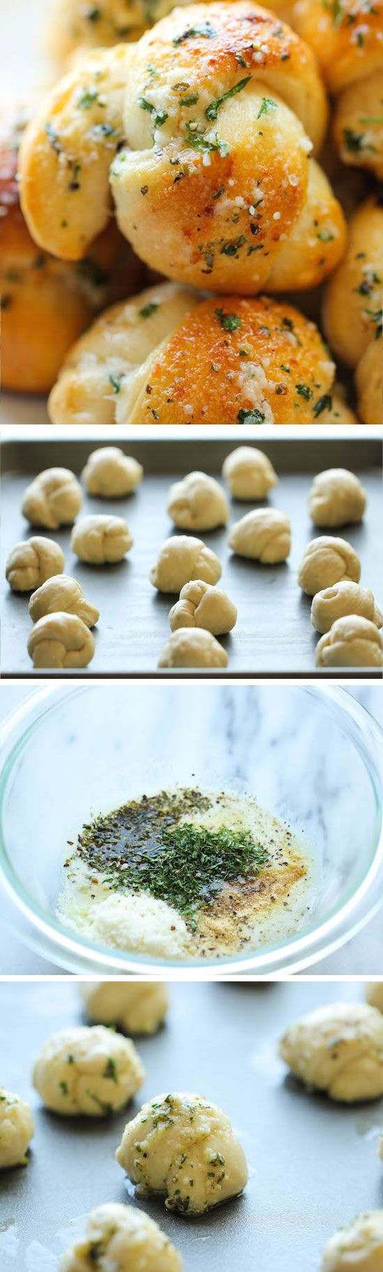 Easter Dinner Menu For A Crowd  Food ideas Easter appetizers and Garlic parmesan knots on