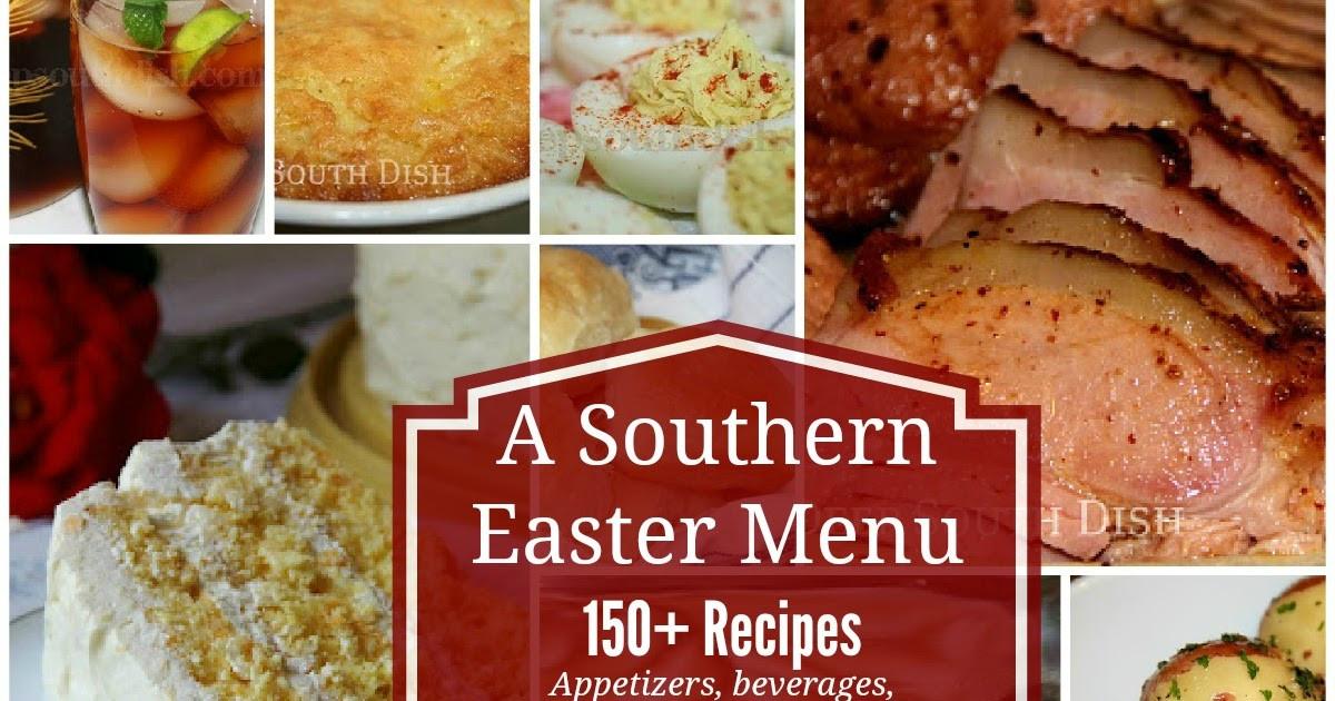 Easter Dinner Menu Ideas And Recipes  Deep South Dish Southern Easter Menu Ideas and Recipes