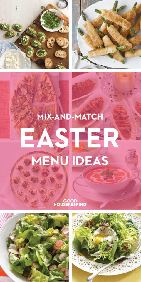 Easter Dinner Menu Ideas And Recipes  65 Easter Dinner Menu Ideas Easy Recipes for Easter Dinner