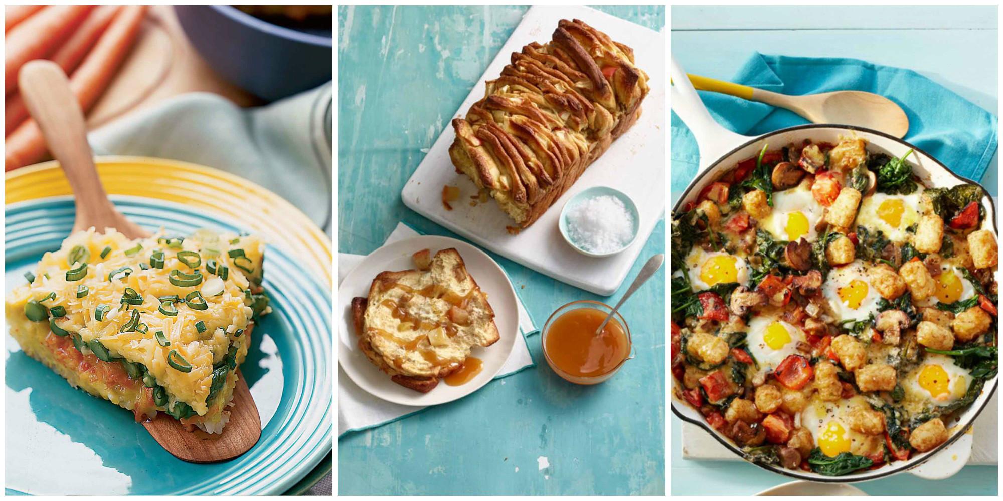 Easter Dinner Menu Ideas And Recipes  21 Best Easter Brunch Recipes Easy Easter Sunday Brunch