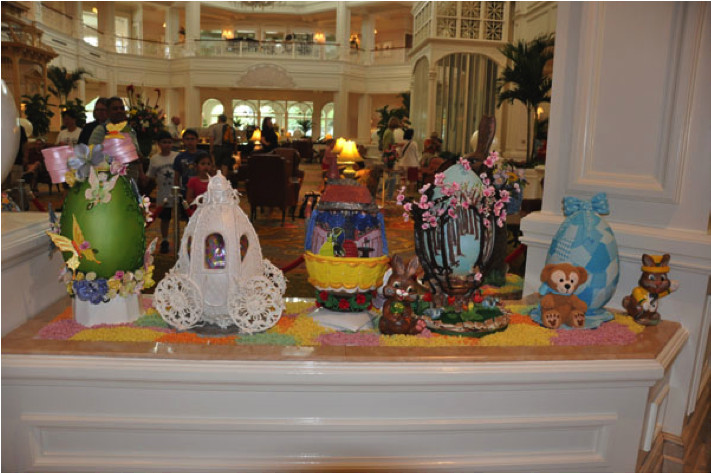 Easter Dinner Orlando  Easter Events Going on Now at Walt Disney World in April