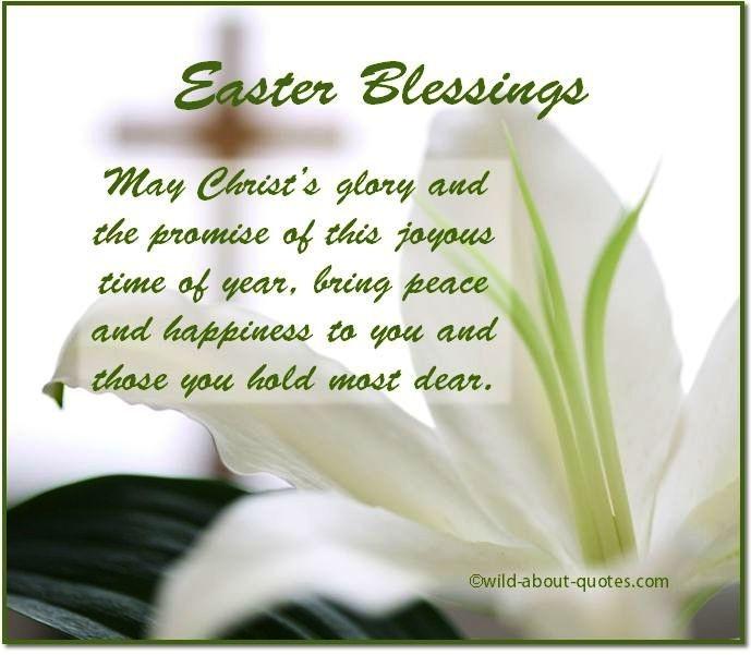 Easter Dinner Prayer Catholic  9 best Easter Quotes images on Pinterest