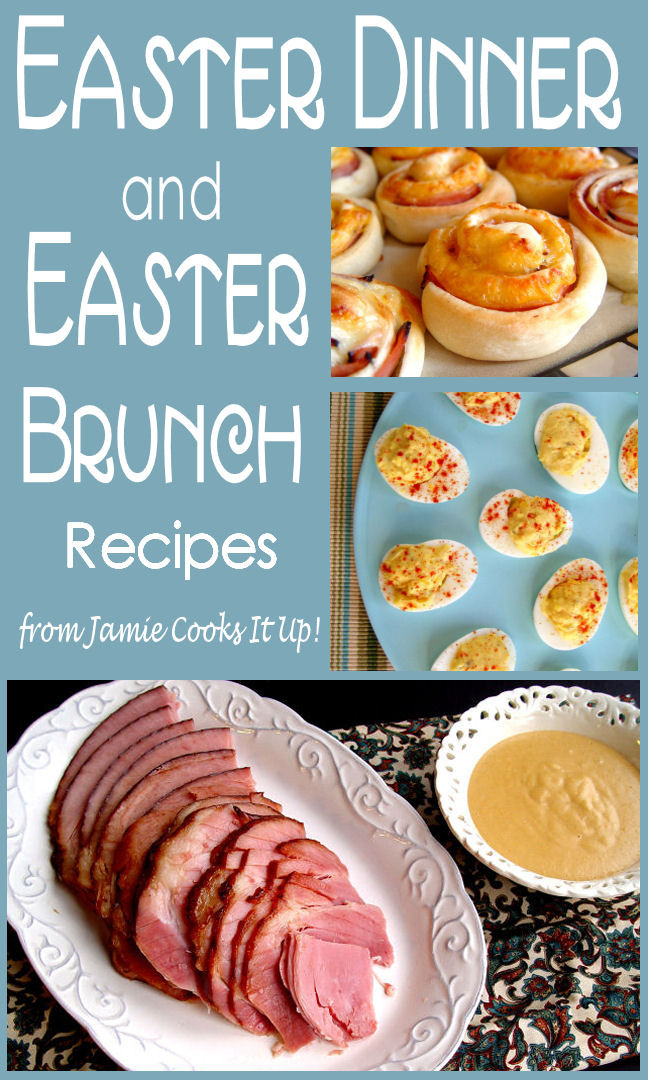 Easter Dinner Recipes  Easter Brunch Easter Dinner Recipes