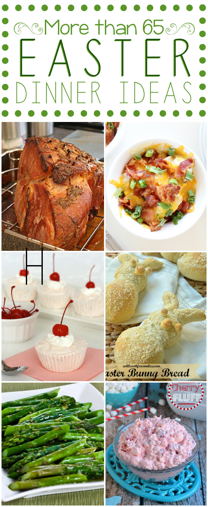 Easter Dinner Recipes Ideas  Easter Dinner Ideas Round Up Mom s Test Kitchen
