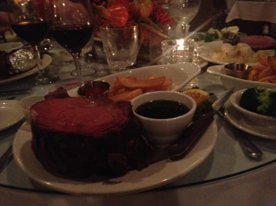 Easter Dinner Rochester Ny  Rick s Prime Rib House Rochester Menu Prices