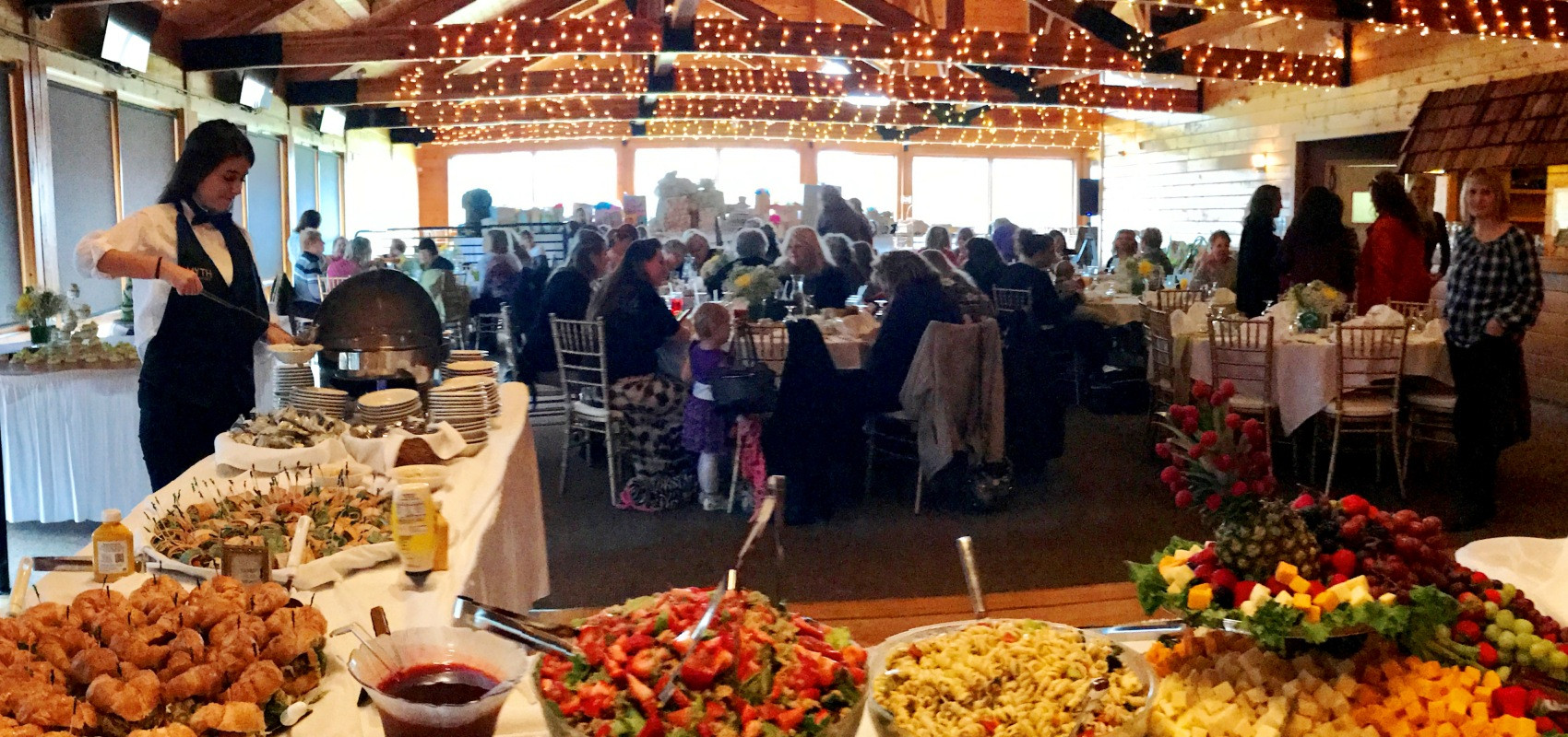 Easter Dinner Rochester Ny  EASTER BRUNCH At Myth Banquet hall near Lake Orion and