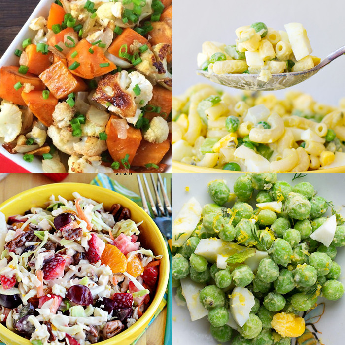 Easter Dinner Side Dish Ideas  35 Side Dishes for Easter Yellow Bliss Road