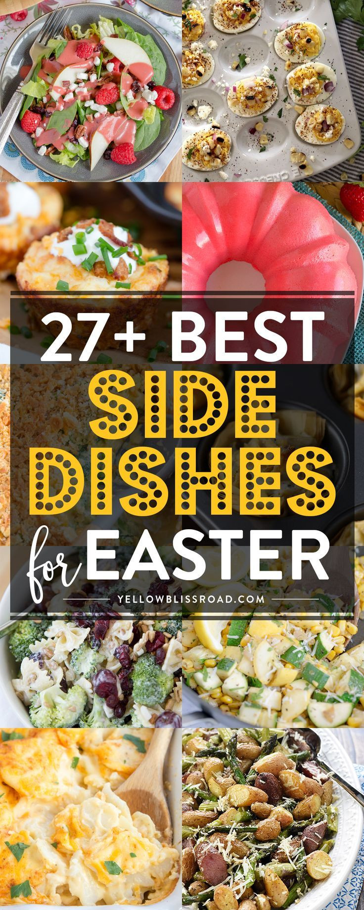 Easter Dinner Side Dish Ideas  25 best ideas about Easter Dishes on Pinterest