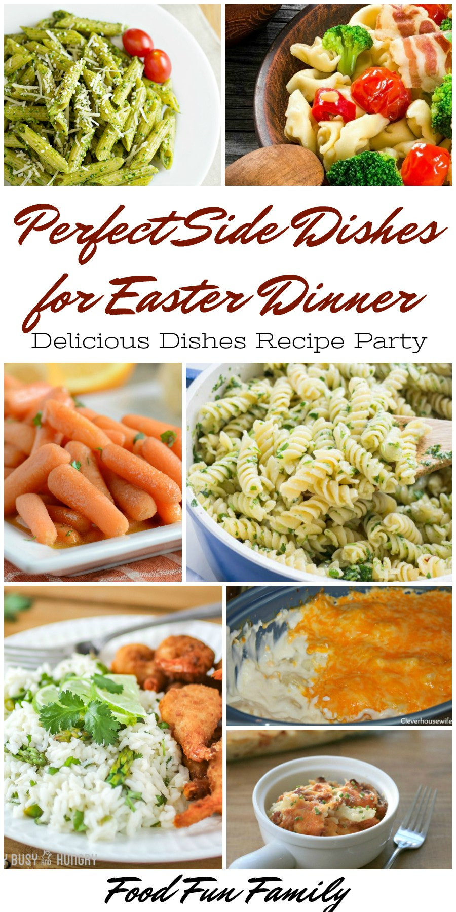 Easter Dinner Side Dishes  Perfect Side Dishes for Easter Dinner – Delicious Dishes