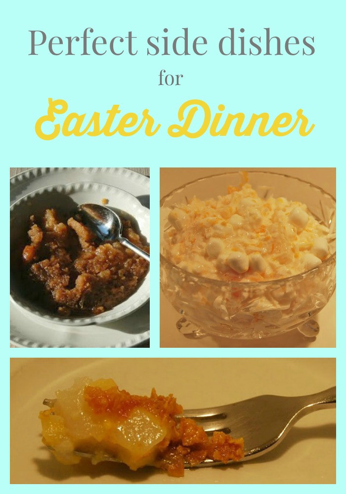 Easter Dinner Side Dishes  Imparting Grace Side dishes for your Easter dinner