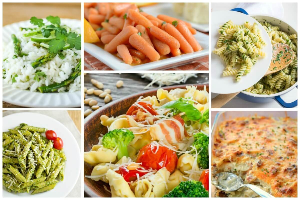 Easter Dinner Side Dishes  Perfect Side Dishes For Easter Dinner and our Delicious