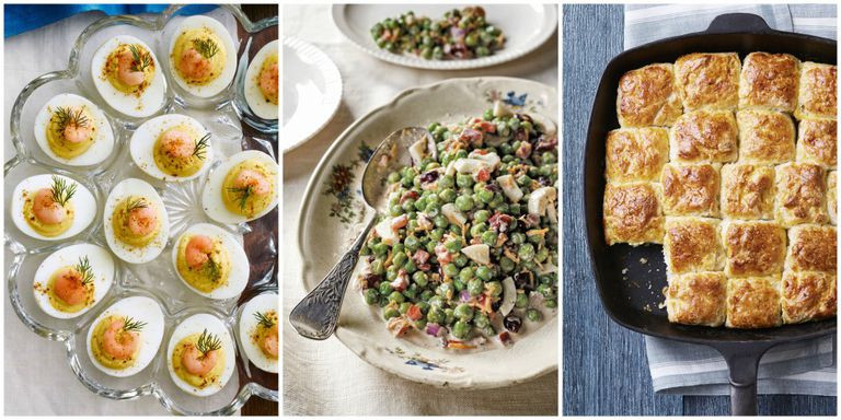 Easter Dinner Side Dishes With Ham  19 Easy Easter Side Dishes for Brunch and Dinner Best