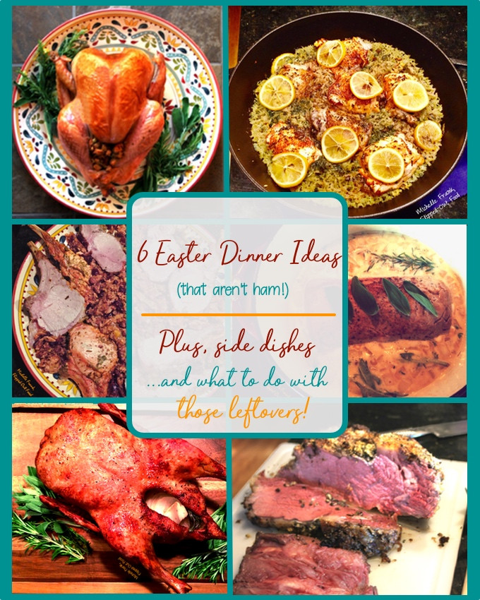 Easter Dinner Sides With Ham  6 Easter Dinner Ideas that aren t ham Flipped Out Food