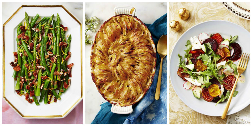 Easter Dinner Vegetable Recipes  easter ve able side dishes