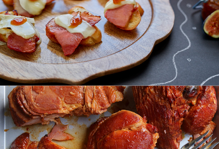 Easter Dinner Without Ham  Easter Recipes 2 Savory Ways To Give Your Ham A Latin