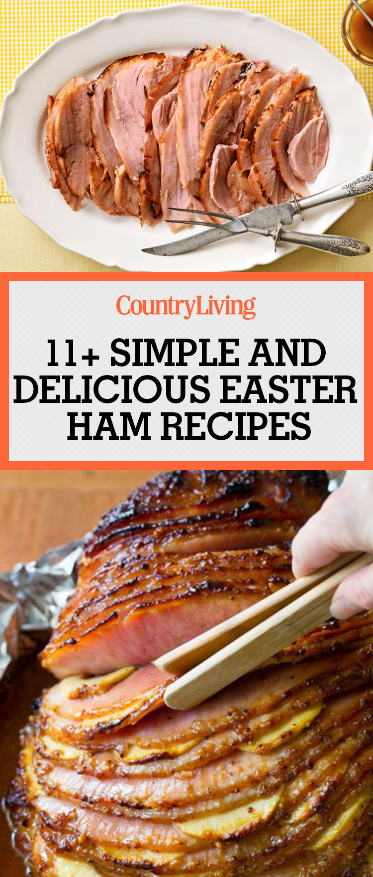 Easter Dinner Without Ham  11 Best Easter Ham Recipes How to Make an Easter Ham