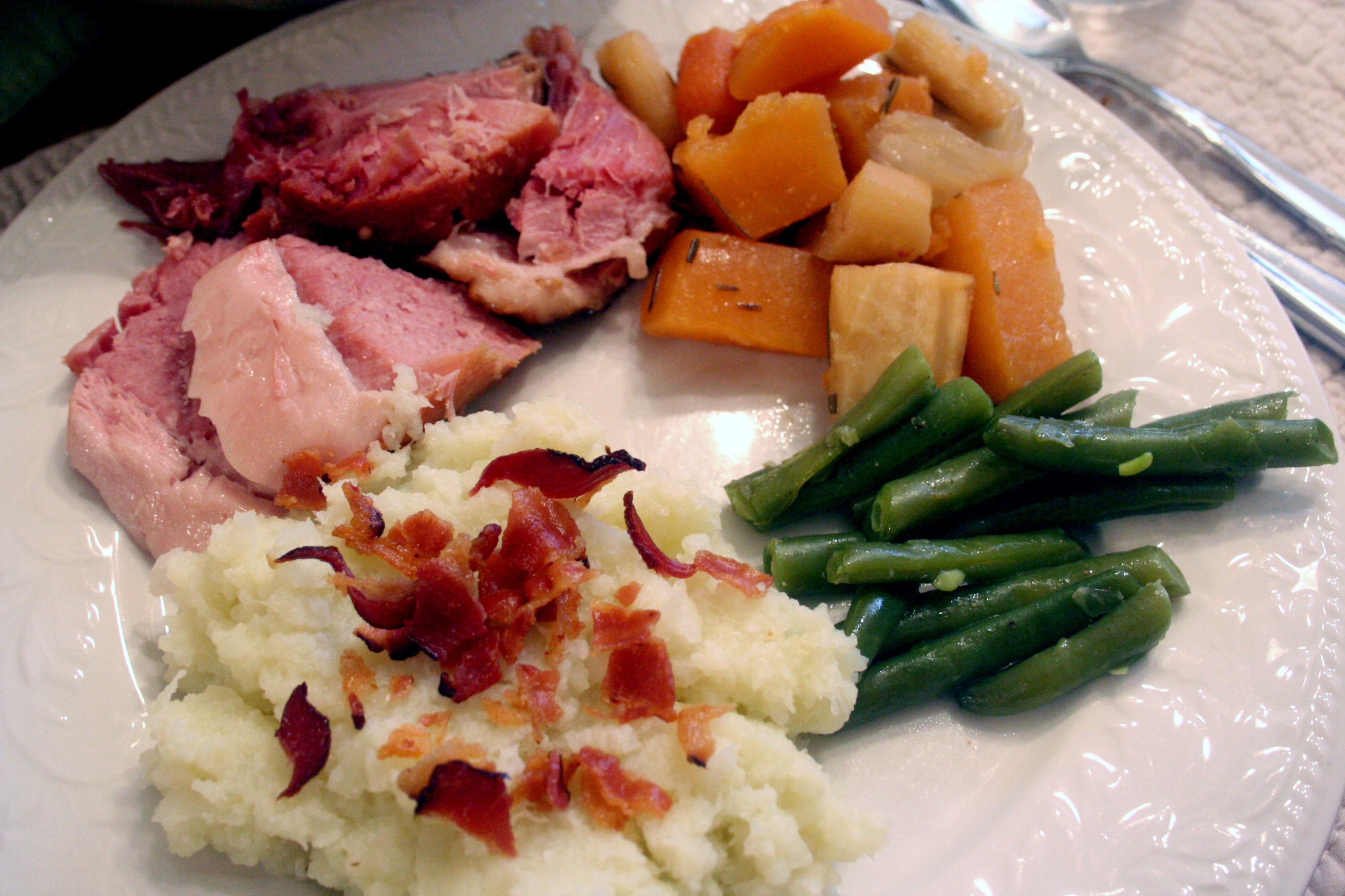 Easter Dinner Without Ham  Happy Easter