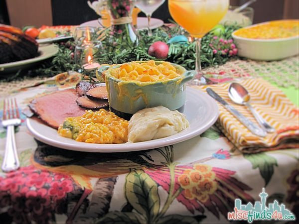 Easter Dinner Without Ham  HoneyBaked Ham Holiday Dinner Without the Hassle