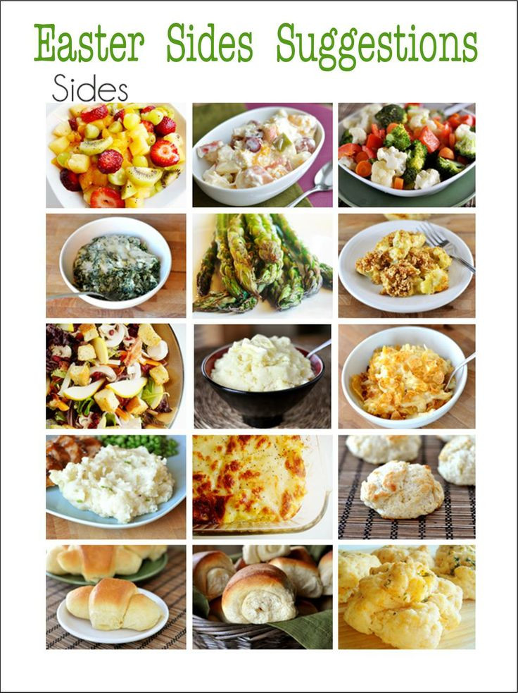 Easter Dinners Menu  17 Best images about Easter Kitchen on Pinterest