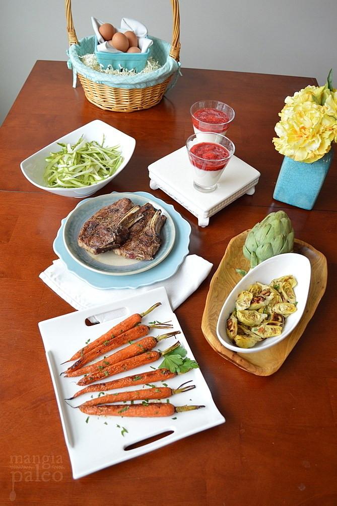 Easter Dinners Menu  Italian Easter Dinner Menu – Mangia Paleo