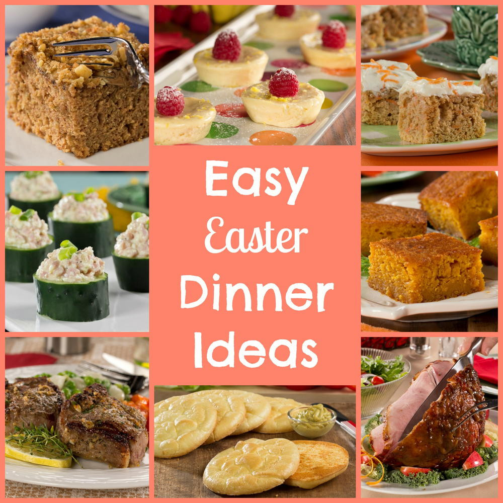 Easter Dinners Simple  Easter Dinner Ideas 30 Healthy Easter Recipes