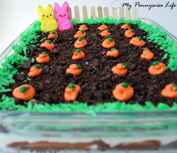 Easter Dirt Cake Recipe  Easy Easter Dirt Cake Gluten free Option Included My