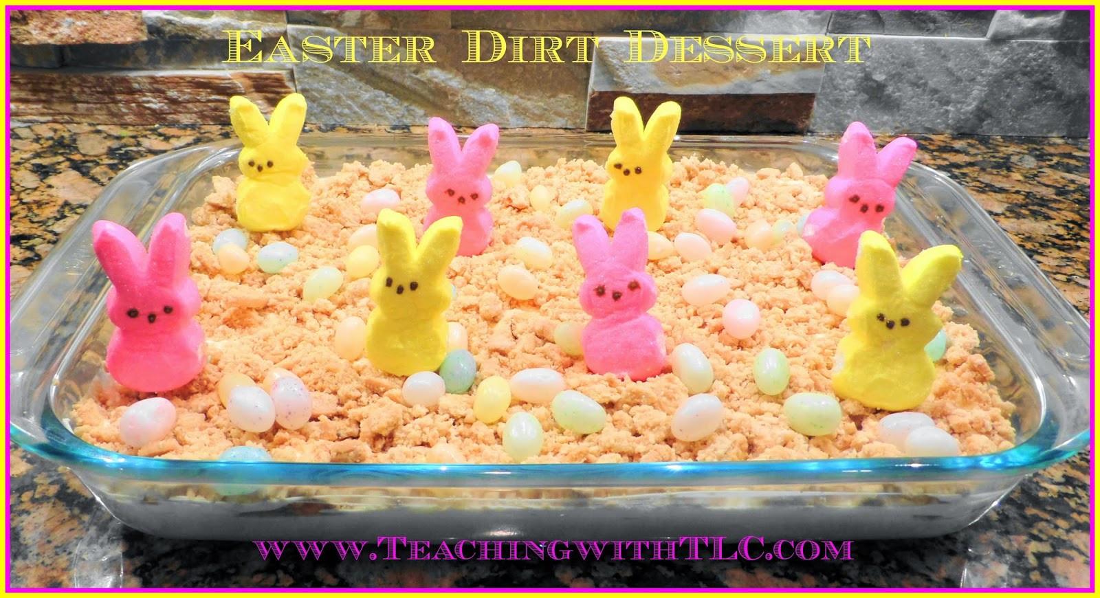 Easter Dirt Cake Recipe  Tamara L Chilver s Blog 20 FUN Easter Activities for