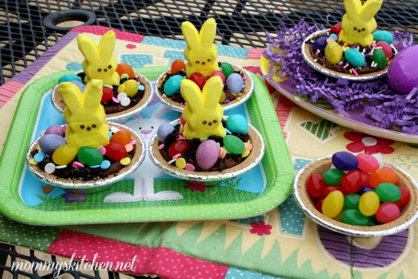 Easter Dirt Cake Recipe  Mommy s Kitchen Recipes From my Texas Kitchen Mini
