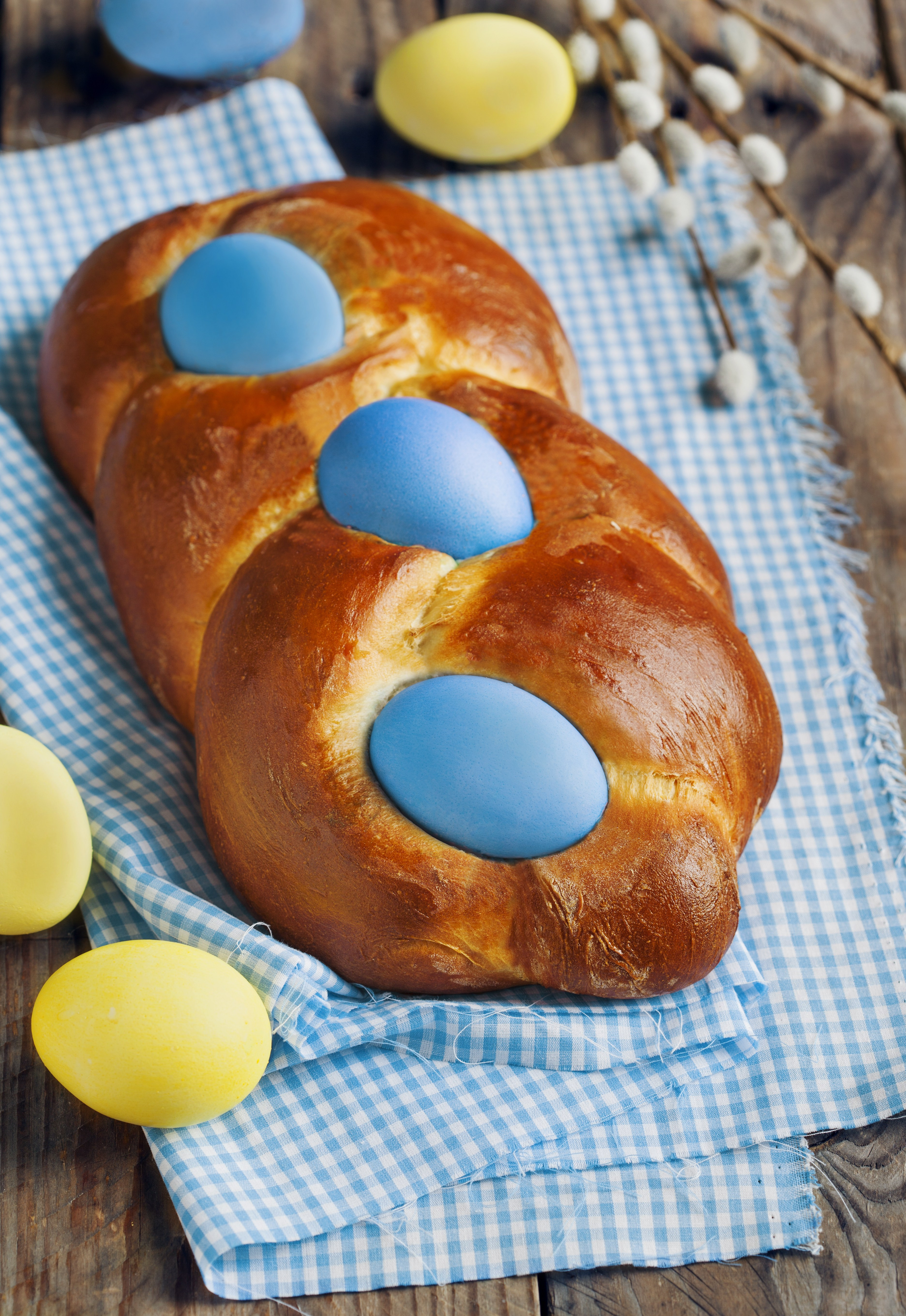 Easter Egg Bread  Italian Easter Egg Bread Creative Cynchronicity