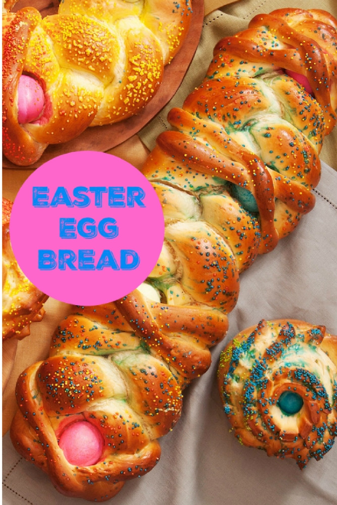 Easter Egg Bread Recipe  25 Traditional Easter Recipes from around the world