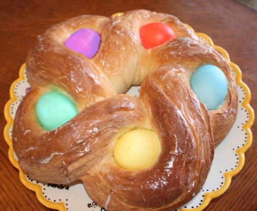 Easter Egg Bread Recipe  Easter Egg Bread Recipe Genius Kitchen