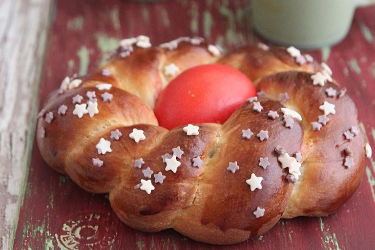 Easter Egg Bread Recipe  Italian Easter bread recipe Great British Chefs